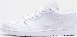 Buty sportowe Jordan sznurowane