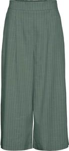 Zielone spodnie Vero Moda