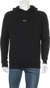 Czarna bluza Foret w stylu casual