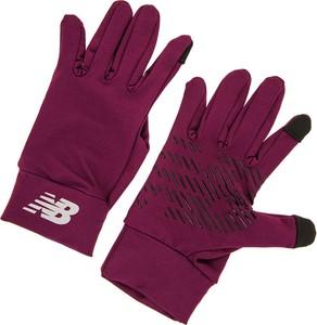 Różowe rękawiczki New Balance