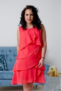 5301c8b57d86 sukienki na wesele dla puszystych młodzieżowe - stylowo i modnie z ...
