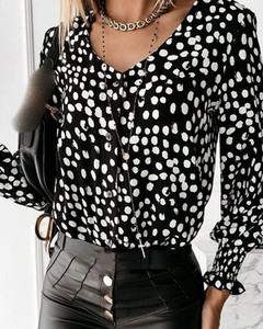 Bluzka Kendallme w stylu casual