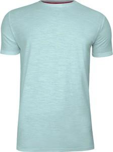 T-shirt Brave Soul z krótkim rękawem z bawełny