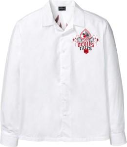Koszula bonprix RAINBOW z klasycznym kołnierzykiem
