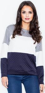 eff2b6211 bluza prosto damska - stylowo i modnie z Allani