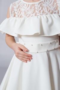 151c2af7e5 sukienki dla dziewczynek na wesele używane - stylowo i modnie z Allani