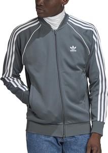 Bluza Adidas z dresówki w sportowym stylu
