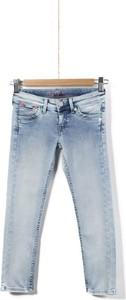 Spodnie dziecięce Pepe Jeans z tkaniny