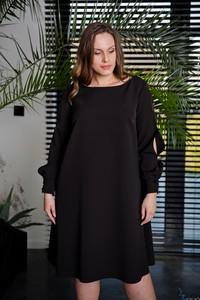d202fb2e4d06 sukienki wizytowe dla puszystych łódź - stylowo i modnie z Allani