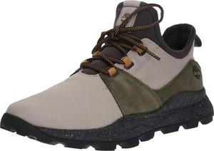 Buty sportowe Timberland z zamszu sznurowane