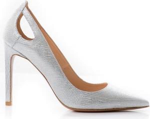 ca7ae5f75037e srebrne szpilki ślubne - stylowo i modnie z Allani