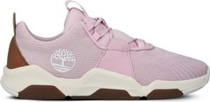 Buty sportowe dziecięce Timberland sznurowane
