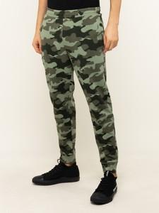 Zielone spodnie sportowe Calvin Klein