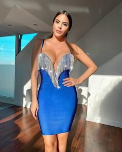 Sukienka Billion Ladies mini gorsetowa