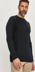 Sweter G-Star Raw z okrągłym dekoltem z bawełny