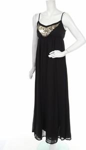 Sukienka Usha na ramiączkach z dekoltem w kształcie litery v maxi