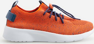 Buty sportowe dziecięce Reserved dla chłopców ze skóry