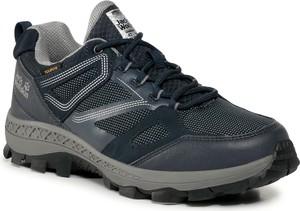 Buty trekkingowe Jack Wolfskin sznurowane