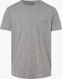 T-shirt Selected z krótkim rękawem