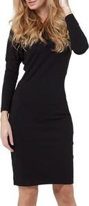 Sukienka Yuliya Babich mini z długim rękawem
