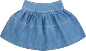 Niebieska spódniczka dziewczęca Little Marc Jacobs