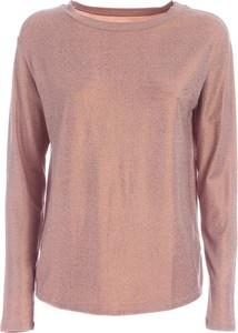 Różowa koszula Majestic Filatures w stylu casual