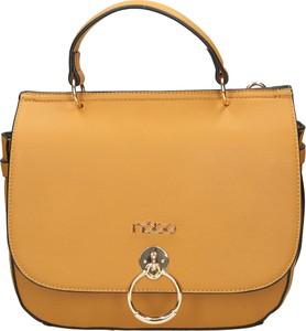 Żółta torebka NOBO do ręki