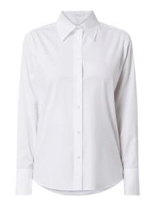 Bluzka Hugo Boss w stylu casual z długim rękawem z bawełny