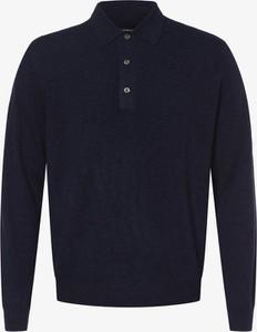 Sweter Andrew James z kaszmiru w stylu casual
