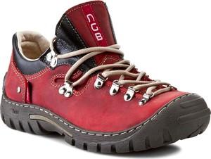 Buty trekkingowe NAGABA