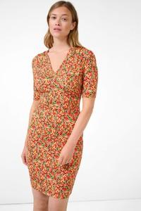 Sukienka ORSAY mini z dekoltem w kształcie litery v w stylu casual