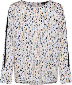 Bluzka More & More z tkaniny
