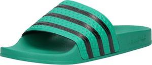 Miętowe buty letnie męskie Adidas Originals