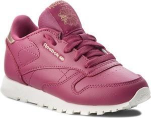 Buty sportowe dziecięce Reebok sznurowane