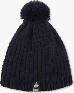 Czarna czapka C&A
