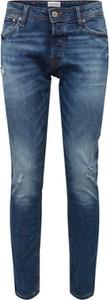 Niebieskie jeansy Jack & Jones z jeansu