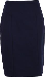Spódnica VISSAVI z tkaniny midi