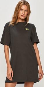Sukienka Nike Sportswear z krótkim rękawem mini z bawełny