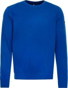 Niebieski sweter Bugatti