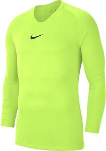 Koszulka z długim rękawem Nike Team w sportowym stylu