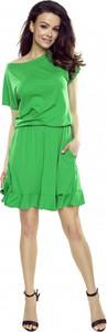 Sukienka Ptakmoda.com rozkloszowana mini