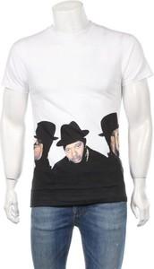 T-shirt Run Dmc z krótkim rękawem z nadrukiem