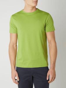Zielony t-shirt Lerros w stylu casual