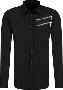 Koszula Dsquared2 w stylu casual z długim rękawem