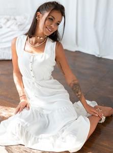 Sukienka SELFIEROOM z dekoltem w kształcie litery v