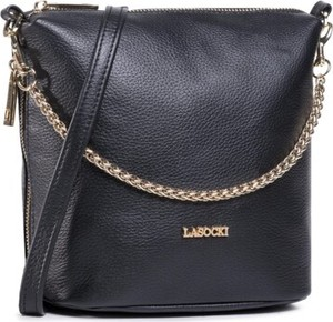 Czarna torebka Lasocki