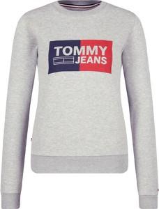 Bluza Tommy Jeans krótka