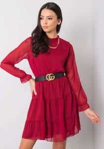 Czerwona sukienka Sheandher.pl