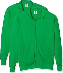 Zielona bluza Fruit Of The Loom
