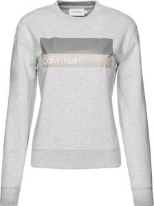 Bluza Calvin Klein krótka